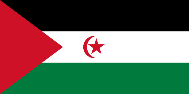 West Bank Flag
